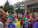 Zahradní slavnost - loučení s předškoláky