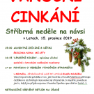Vánoční cinkání 15.12. na návsi