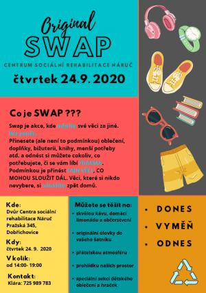 Swap Dobřichovice